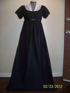 Jane austen style prom dresses