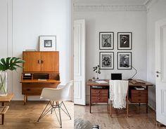 Ode aan vintage teak meubels