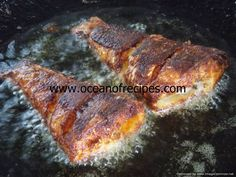 Ocean of Recipes Fish Cutlets, Red Mullet, Chicken Karahi, Red Curry Chicken, Fried Fish Recipes, Fish Fry, Baked Chicken Breast, Fish Dishes, Sea Food