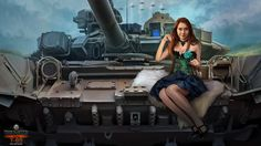 Stewart Allford - World of Tanks computer wallpaper backgrounds - 1920x1080 px