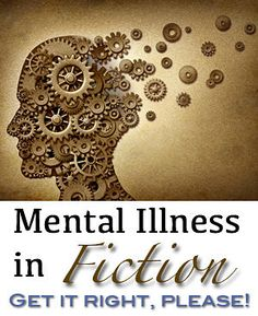 Some important but little-known facts about mental illness with tips on getting it right in fiction, by psychiatric NP Kathleen S. ~ I really enjoy this and I think portraying mental illness correctly can help break down stereotyping Fiction Writing, Writing Advice, Writing Resources, Writing Help, Writing Skills, Writing A Book, Writing Prompts, Writing Ideas, Writing Fantasy