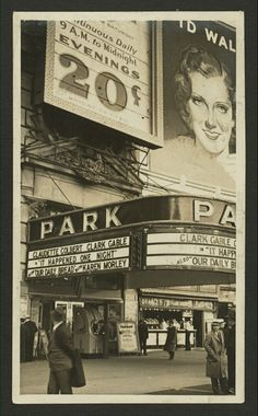 Theatres -- U.S. -- N.Y. -- International. Billy Rose Theater Collection photograph file, NYPL Digital Gallery.