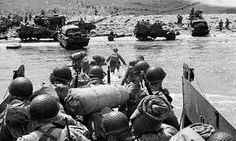 d day battle of normandy history