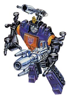 Original Transformers Illustrations