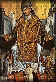 Święty Stanislaw-biskup