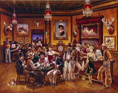 old western saloon pictures | WesternSaloon