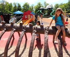 10 of the Best Twin Cities Playgrounds - Family Fun Twin Cities Bike Trails, Biking, Rainbow Park, River Park, Three Rivers, Cross Country Skiing, Nature Center, Field Trips, Twin Cities