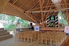 Image result for Green School, Bali, Indonesia