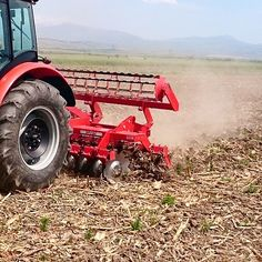 Poyraz Series Disc Tiller #Bitola #Macedonia #agriculture #agricola #farm #farming #farmer #tractor #zetor #tillage #fast #soil