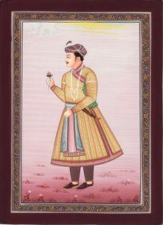 Mughal Emperor Jahan