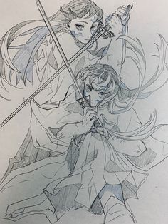 Traditional Art, Sketches, Slayer Anime, Drawings, Demon, Art, Anime, Fan Art, Dragon Slayer