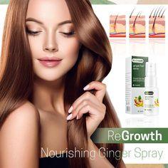 How To Grow Natural Hair, Grow Long Hair, Hair Growing, Hair Scalp, Hair Serum, Hair Regrowth, Hair Growth Solution, Hairdo For Long Hair, Hair Up Styles