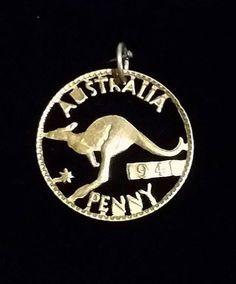 Australian penny cut a coin pendant copper color  https://www.etsy.com/au/shop/ChronicSmithing?ref=search_shop_redirect
