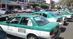 Realizarán revisión general a taxistas de Juchitán.