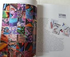 Unusual Quilts Book Create Break Rules Express Yourself Inspiration Odyssey | eBay