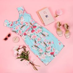 Pretty Marlow Dress | Florals | Review Australia