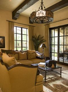 Spanish Colonial Home Interior Decorating Remodeling Interior Design