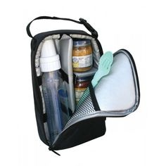 JL Childress Pack 'N Protect Tote for Glass Bottles & Jars + Baby