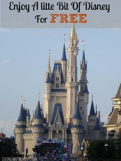 A lot of families save up for months or years to be able to afford the Disney World vacation oftheir dreams, but you can enjoy just a little bit of Disney World for free. When you find yourselfin Orlando for other reasons, have a couple hours to spend in town while on a road trip or havea long layover, a full priced ticket for the day does not make sense. However, there is plenty tostill see...