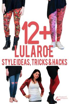 12+ Lularoe style ideas, tricks and hacks featuring leggings, Julia t-shirt shift dresses and Cassie skirt. Comfortable, functional and festive fashion - perfect for moms, teachers and anyone else who likes to look stylist while comfortable! | Mom Life | Mom Fashion | Casual Fashion | Casual Dress |