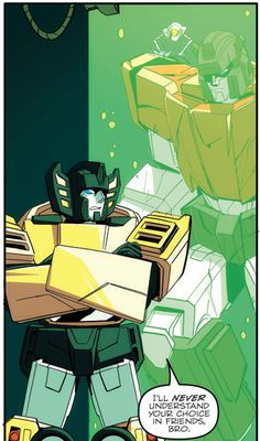 Transformers News: IDW The Transformers #53 Review
