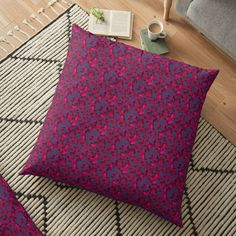 Dark Forest, Floor Pillows, Pillow Covers, Cushions, Leaves, Art Prints, Printed, Awesome, People