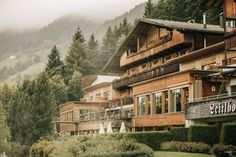 Hotel Review Naturhotel Leitlhof, Innichen - The Chill Report Entspannendes Bad, South Tyrol, Das Hotel, Hotel Reviews, Paradise, Italy, Cabin, Mansions, House Styles