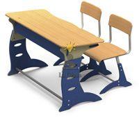 ученическая мебель для учебных заведений - школьные парты и столы