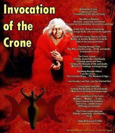 Crone Invocation