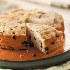Easy Irish Soda Bread Recipe -This is the best Irish soda bread I've ever had. It's lighter and softer than most others I've tried. We like slices spread with whipped butter. —Kerry Barnett-Amundson, Ocean Park, Washington