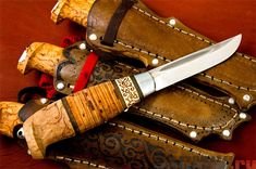 Красивые ФИНСКИЕ ножи. фото