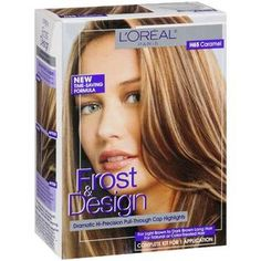 & frosting for hair dos on Pinterest | Chunky Highlights, Blonde ...