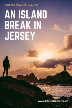 An Island Break in Jersey, The Channel Islands - Europe Travel Guide, Travel Guides, Travel Destinations, Travel Abroad, France Travel, Travel Advice, Budget Travel, European Vacation, European Travel