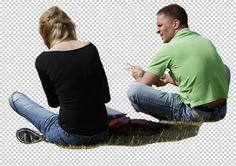 view from by Gobotree, including cutout couples People Cutout, Cut Out People, Cut Out Photoshop, Photoshop Tutorial, Landscape Architecture Drawing, Landscape Sketch, Architectural Trees, People Png, Graphic Design Tools