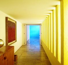 The house Gilardi by architect Luis Barragan Morfin, Luxury House Design, House Design, Interior House Design