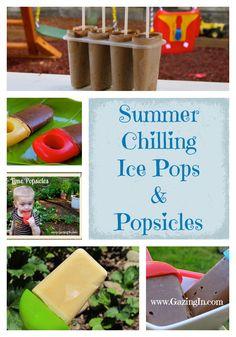Ice Pops & Popsicles