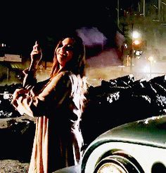 Holland Roden at Teen Wolf 6x20 set gif. Pinned by @lilyriverside