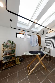 Small Laundry Rooms, Laundry Room Design, Kitchen Design, Tiny Spaces, Home Decor Inspiration, Home Interior Design, House Design, Small Spaces, Laundry Room