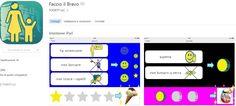 Faccio il Bravo è una app per creare Token Economy su iPad, con l'obiettivo di modificare o controllare i comportamenti problema di bimbi con autismo