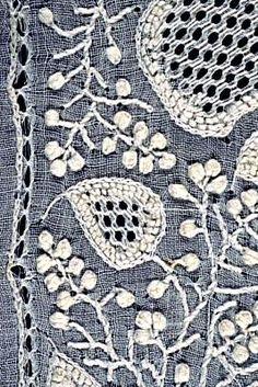 Indian embroidery-Chikankari of Uttar Pradesh