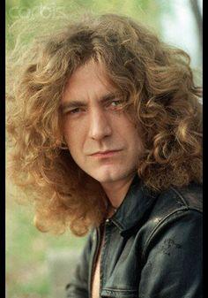 Robert Plant...You've gotta love that hair!