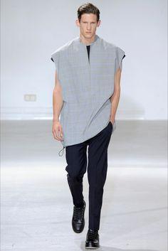 Sfilata 3.1 Phillip Lim Milano Moda Uomo Primavera Estate 2015 - Vogue