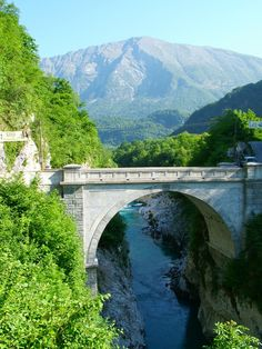 Farmhouse accomodations in the Soca Valley, Slovenia Julian Alps, Horse Riding, Slovenia, Kayaking, Countryside, Trips, Bridge, Hiking, Relax