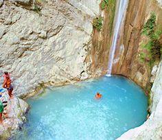 https://www.facebook.com/PoseidonHolidaysAndTours?ref=hl Dimosari waterfall, Lefkada