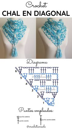 Crochet Mittens, Crochet Granny, Crochet Scarves, Knit Crochet, Crochet Hats, Knitting Projects, Crochet Projects, Crochet Shawls And Wraps, Plastic Canvas Patterns