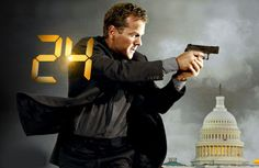 """""""24"""" was another bad-ass show that I miss."""