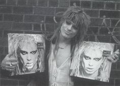 Picture of Michael Monroe