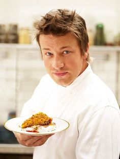 "Jamie Oliver - advocate of sustainable farming and food sourcing. His TV show ""Jamie's American Road Trip"" became the first fully carbon neutral show in the U.S. is London restaurant uses the power of wind turbines."