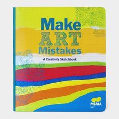 MoMA Make Art Mistakes | MoMAstore.org