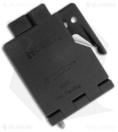 CRKT ExiTool - Emergency Seat Belt Cutter Glass Breaker LED Light 9030C